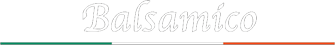 Balsamico – Ristorante & Pizzeria Logo