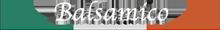 Balsamico – Ristorante & Pizzeria Logo für Mobilgeräte